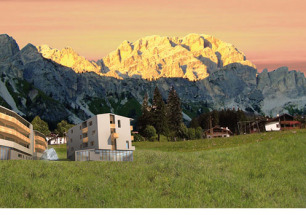 Senior city Cortina d'Ampezzo