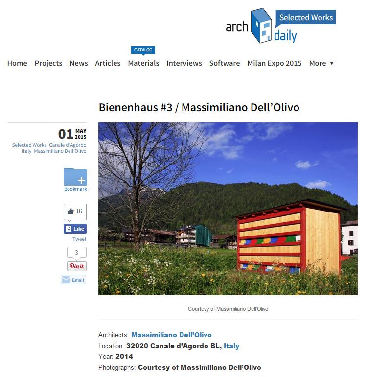 ArchDaily-Bienenhaus