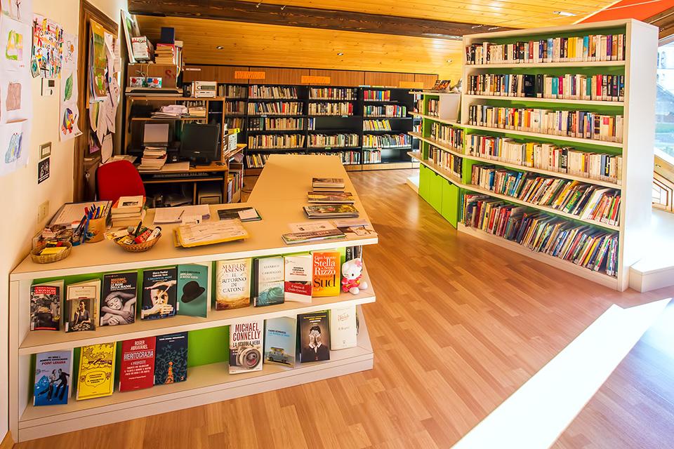 Biblioteca di Alleghe
