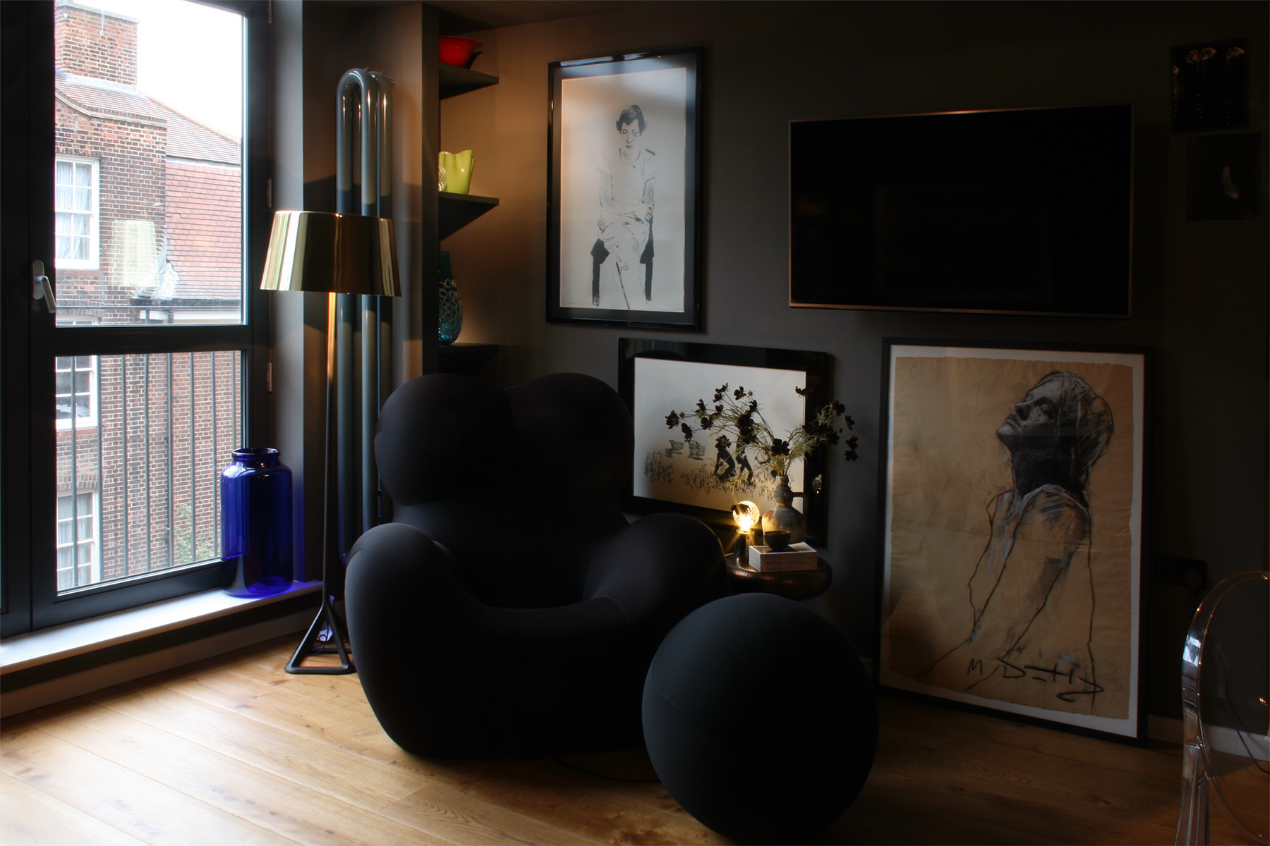 Apartment in London 01